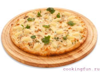 picca iz kurici 2803 Пицца из курицы